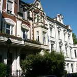 Bonn suburb houses